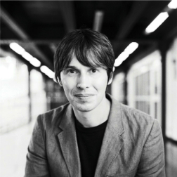 Prof Brian Cox by Paul Wolfgang Webster