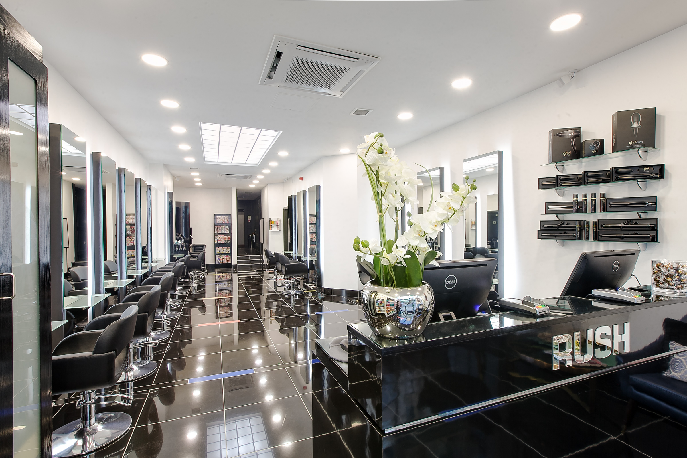 Rush Hair Manchester Deansgate Salon