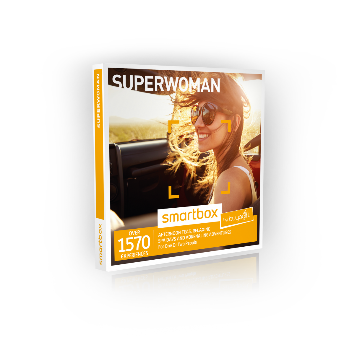 Christmas Competition #7: Win a Superwoman Smartbox Experience Day from Buyagift.com