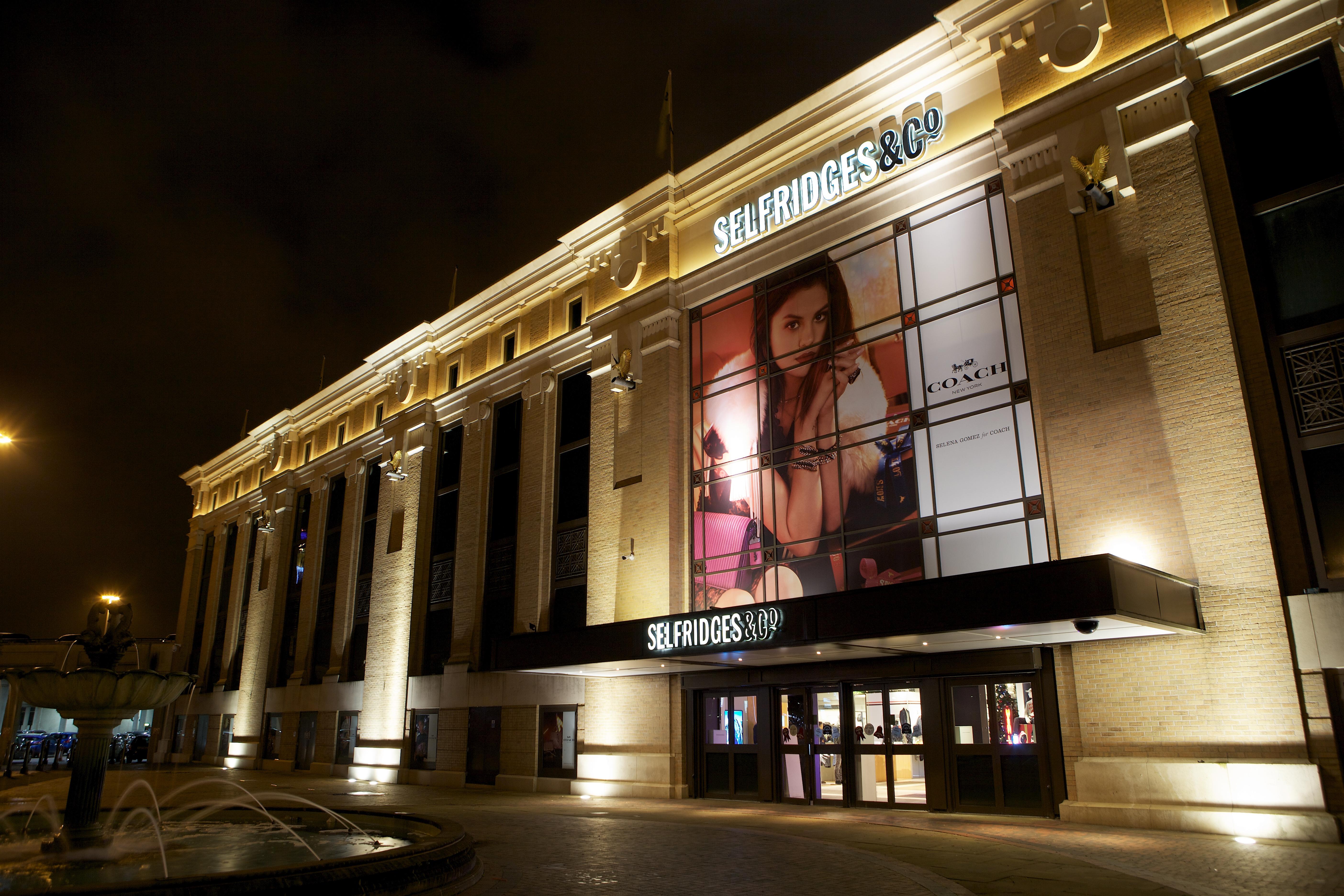 Selfridges Trafford Centre due for huge Beauty Hall Development