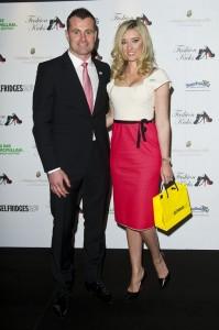 Jane & Shay Given's 'Fashion Kicks' event