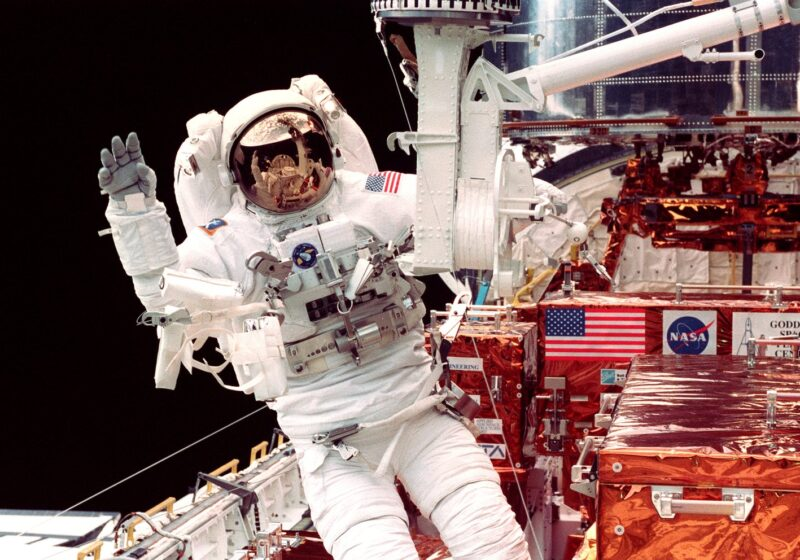 steve smith in space