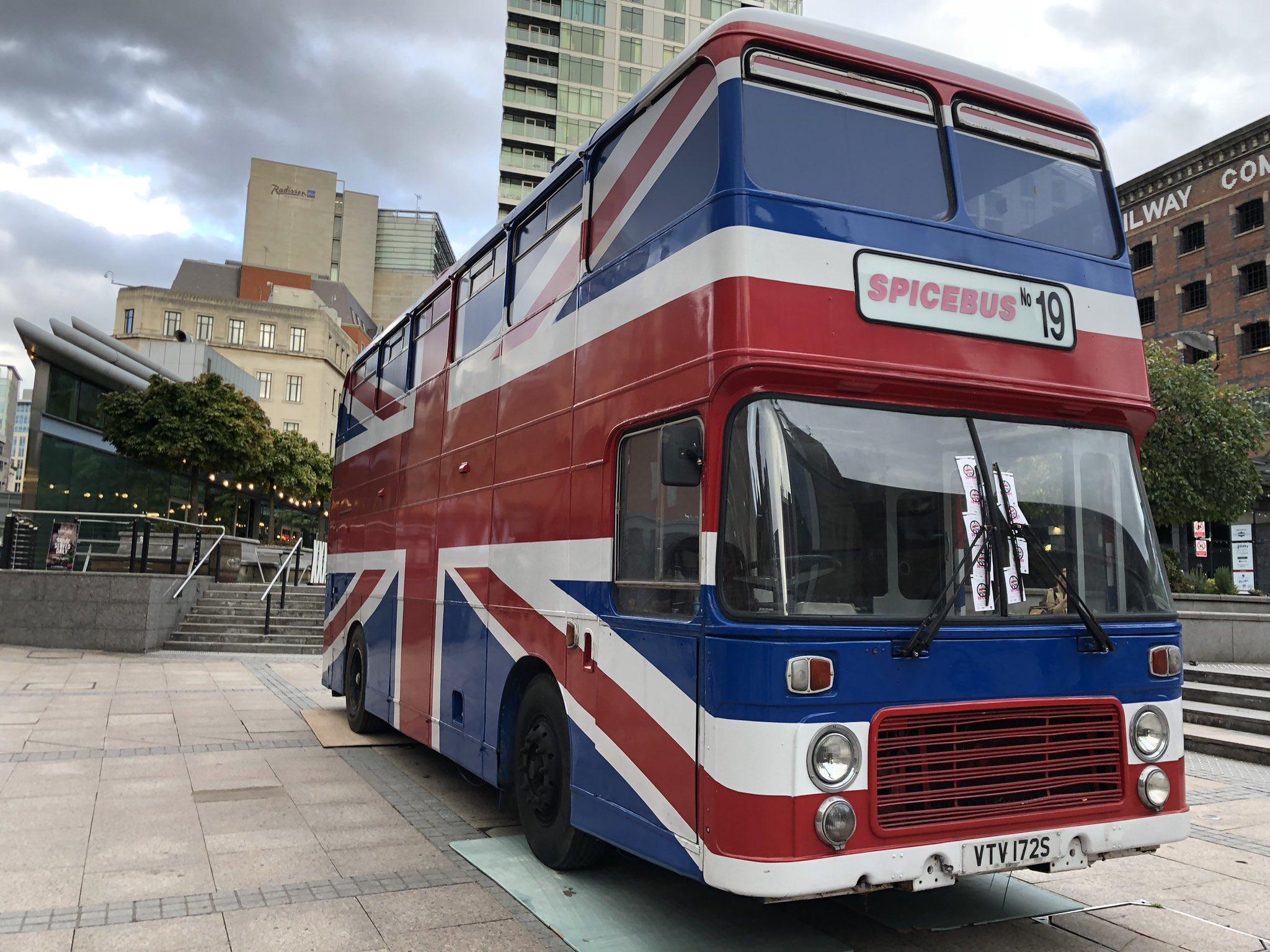 Spice Girls Exhibition Extends Manchester Tour