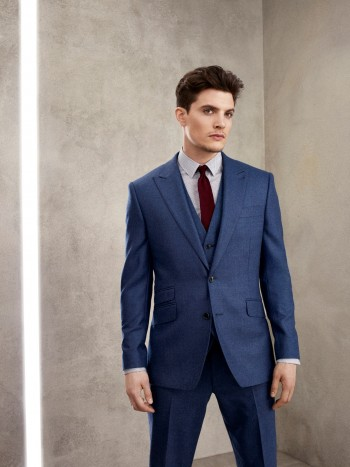 House of Fraser to Support Suited & Booted