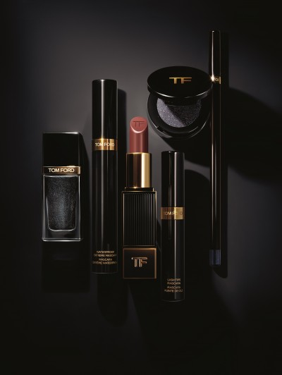 TOM FORD NOIR HOLIDAY 2015 COLOR COLLECTION GROUP SHOT