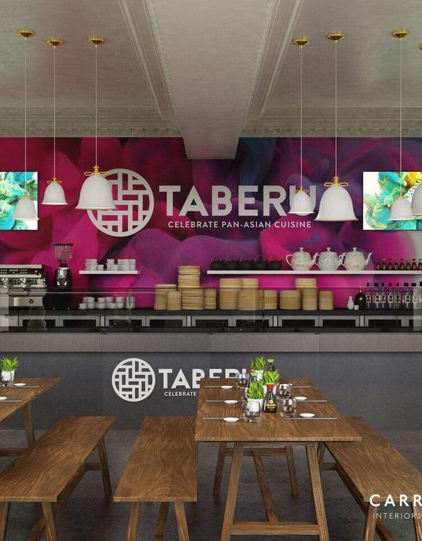 Far Eastern Restaurant Taberu to open in Manchester