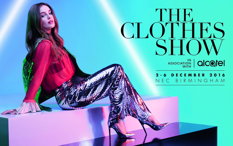 win 2 tickets to the clothes show birmingham 2016