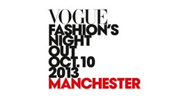 Vogue Fashion's Night Out comes to Manchester