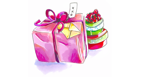 The STYLEetc '12 Days of Christmas Gift Guide'