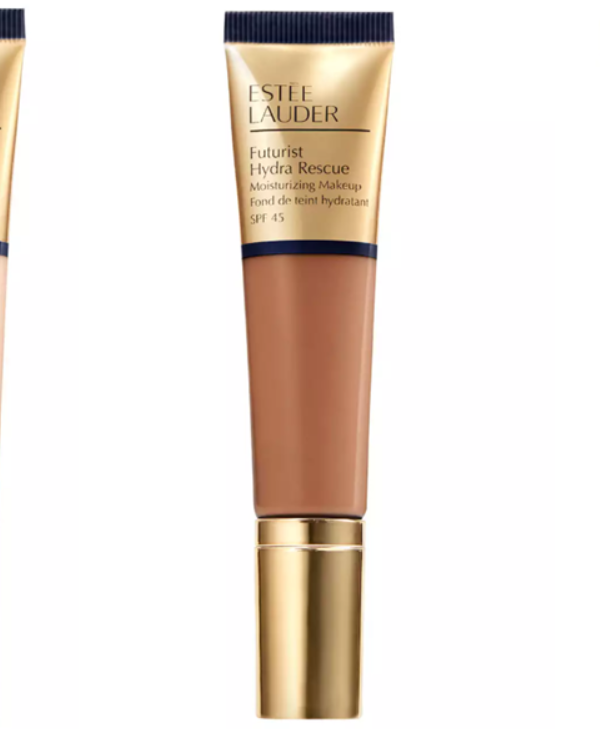 A Look at Estee Lauder's New Futurist Hydra Rescue Foundation