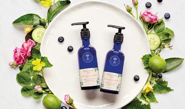 Deliciously Ella Skincare Range with Neal's Yard Remedies Review