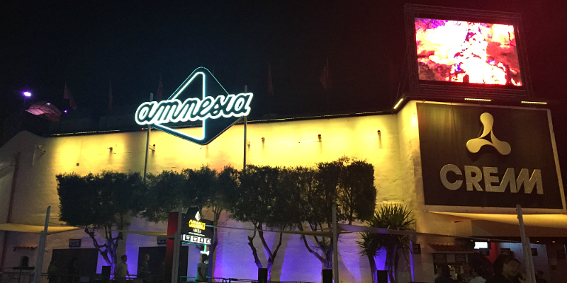 Amnesia Superclub Ibiza
