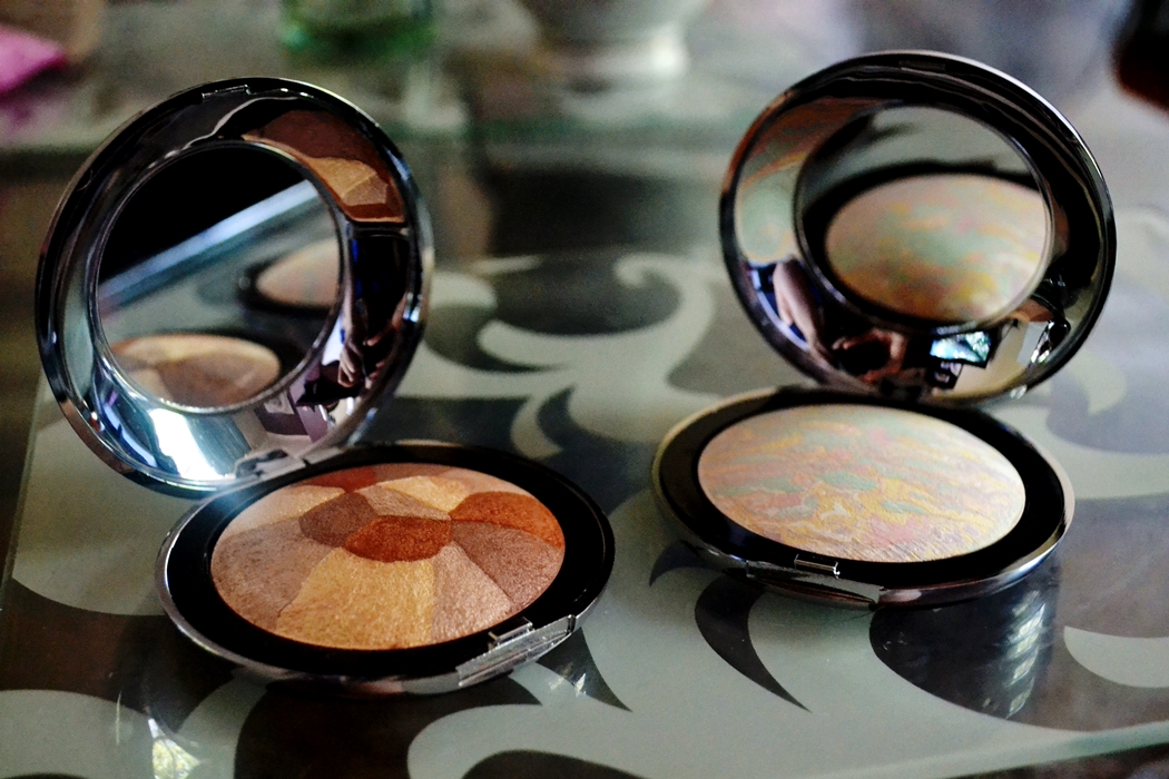 Proto-col Colour Correct and Baked Mineral Shimmer Review