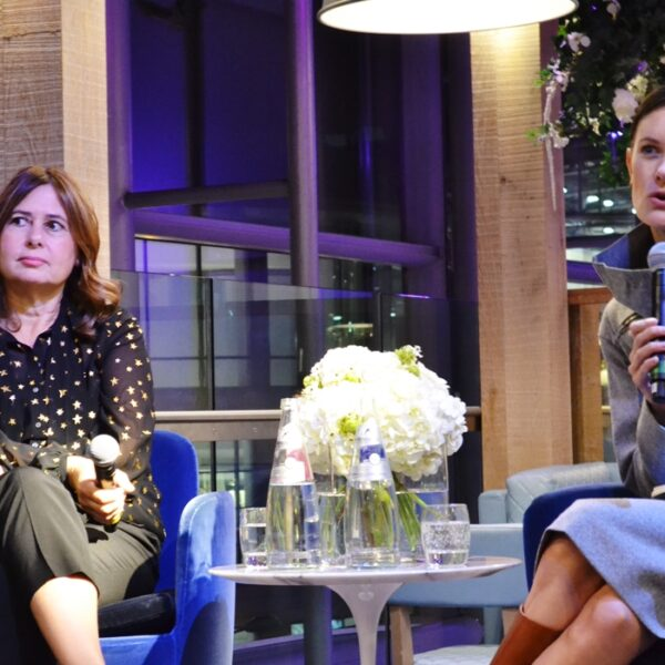 Alexandra Shulman of British Vogue 'In Conversation' at Selfridges Manchester