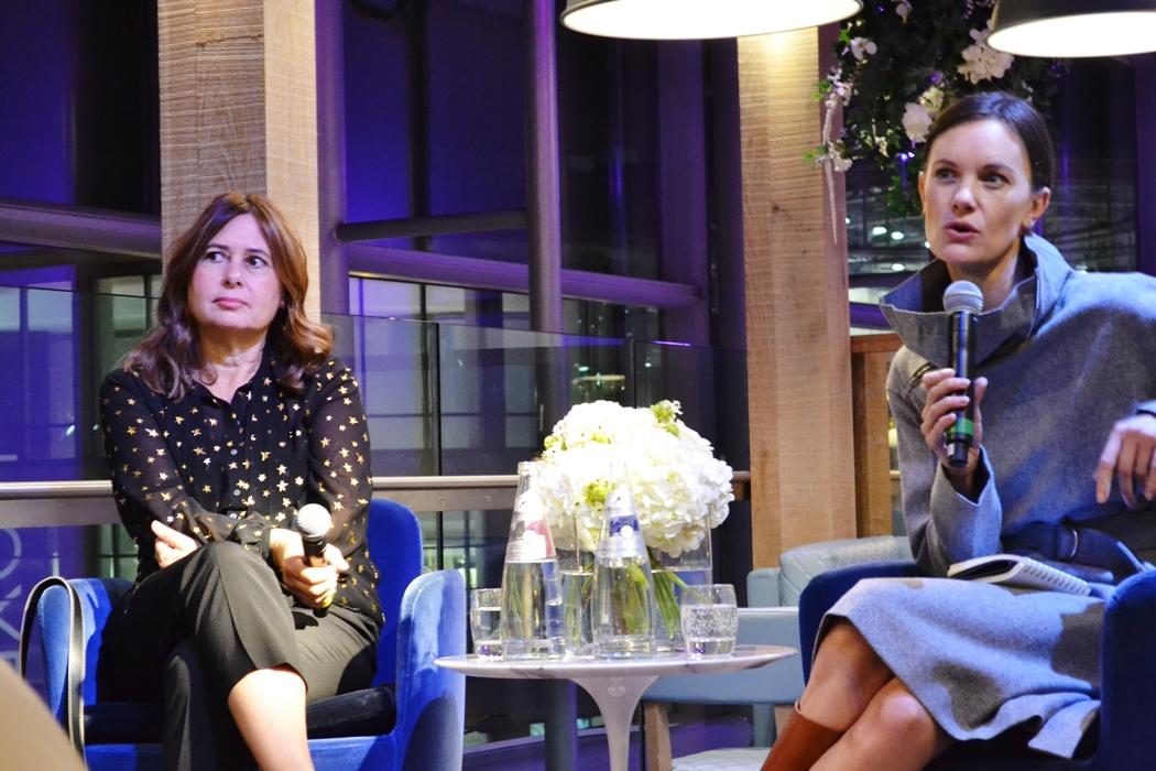 Alexandra Shulman of British Vogue 'In Conversation' at Selfridges Manchester