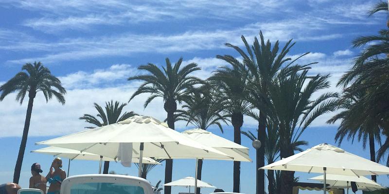 Ibiza beach clubs