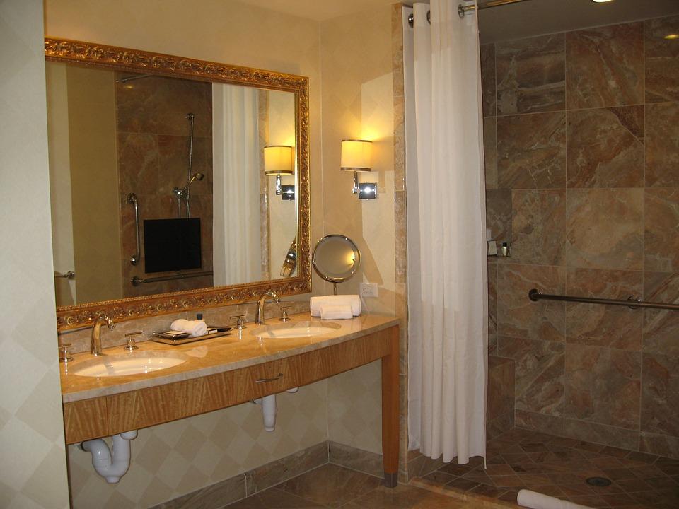 bathroom neutral decor interiors