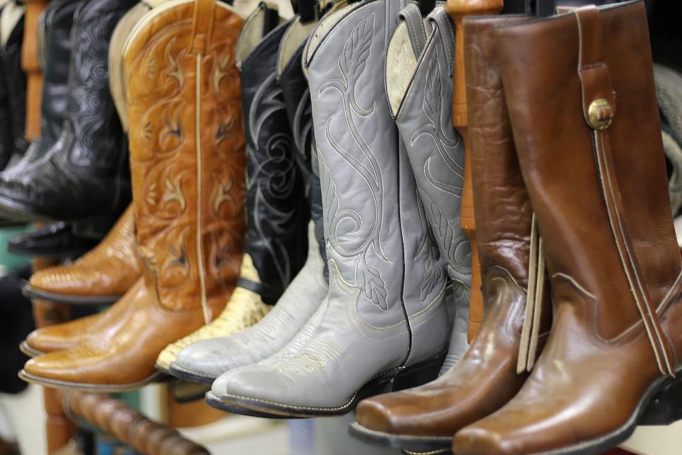 cowboy boot trend 2018