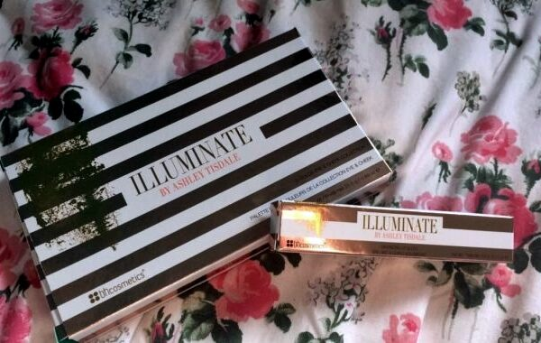 Review: Illuminate by Ashley Tisdale