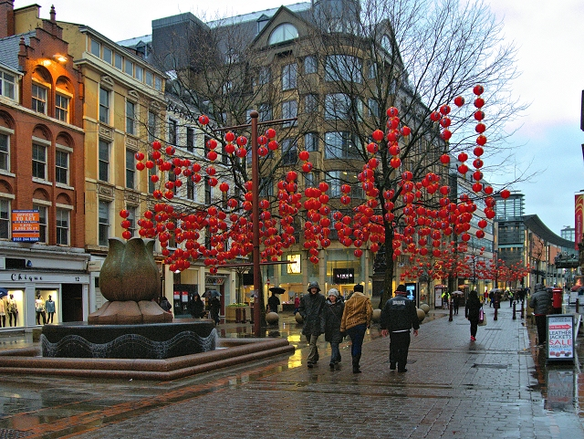 chinese new year manchester