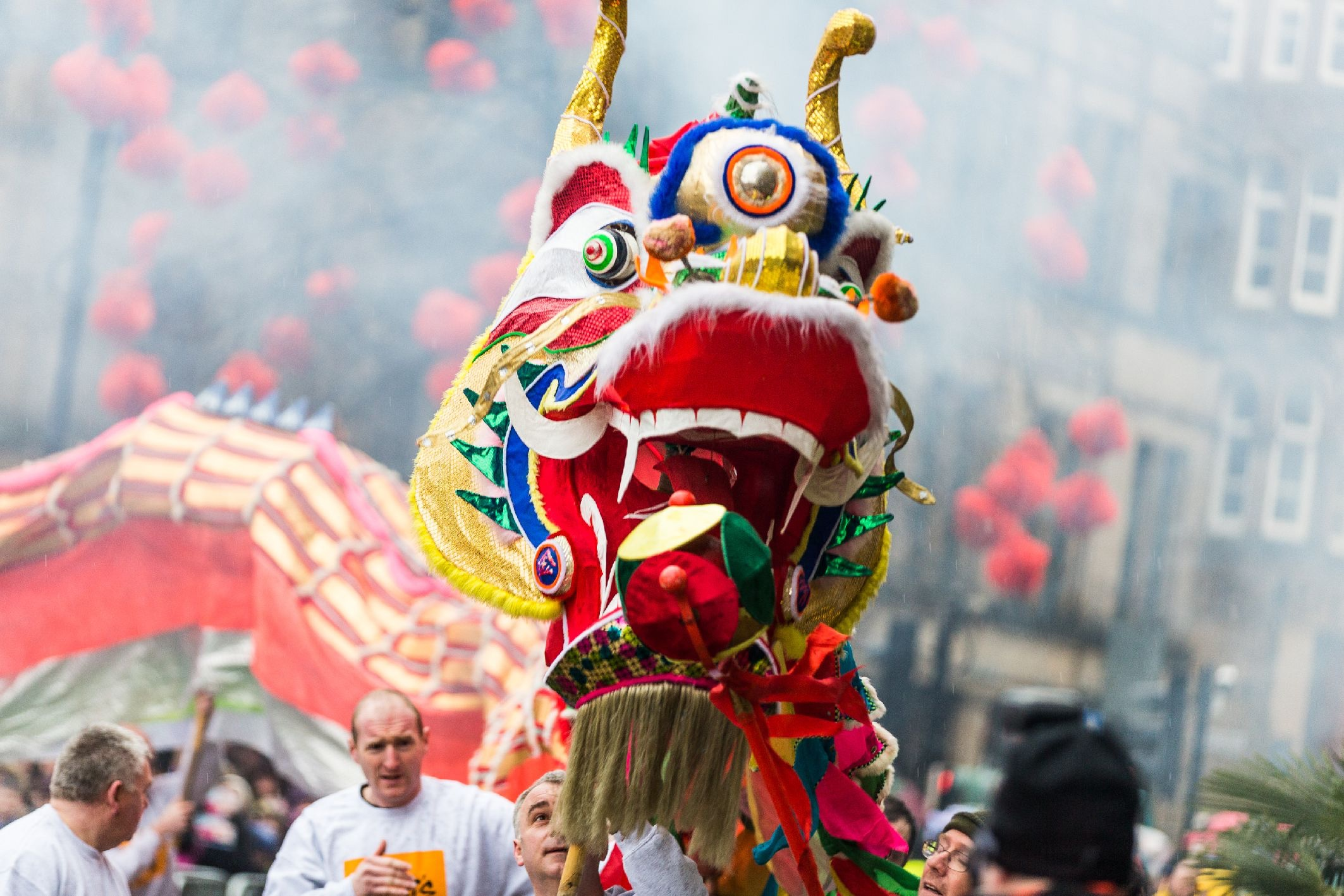chinese new year manchester celebrations 2018