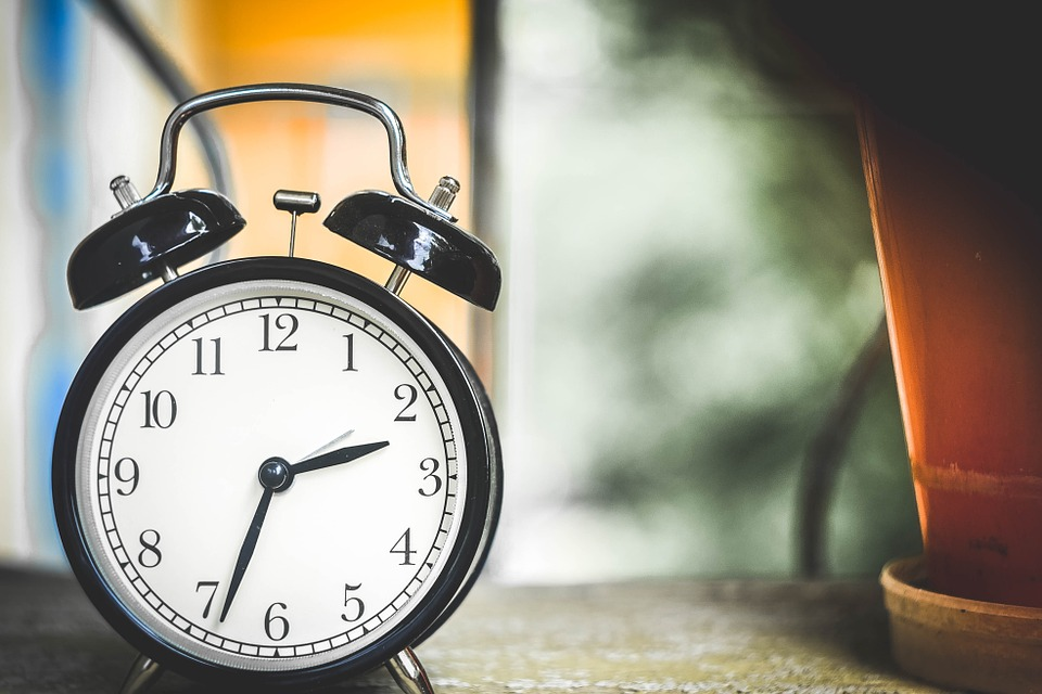 shift work hours clock