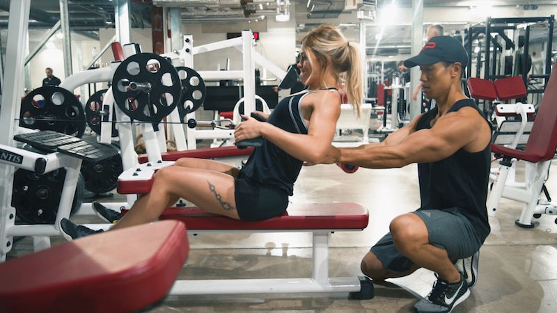 UP Fitness offers Speed Dating Workouts to get your Heart racing