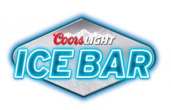 Coors Light Ice Bar Returns to Manchester