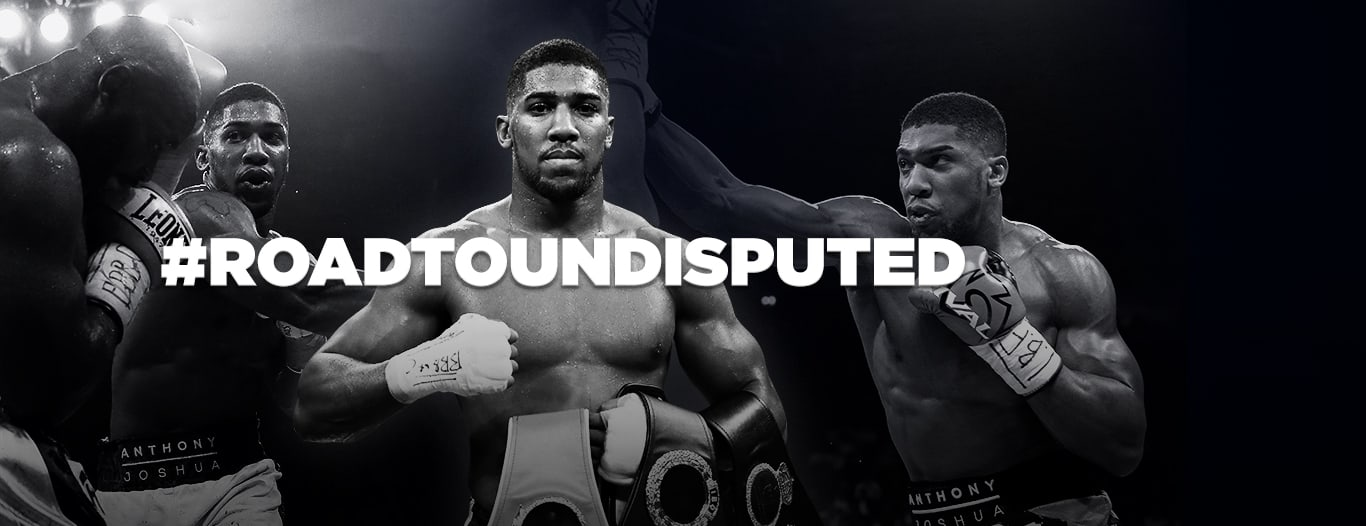 JD Sports gives away tickets to Joshua v Parker