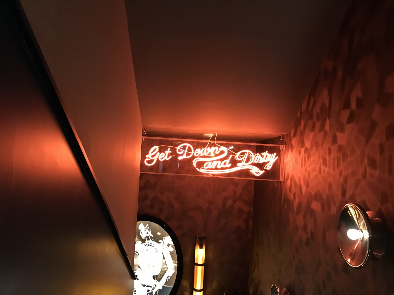 dirty martini interiors bar manchester