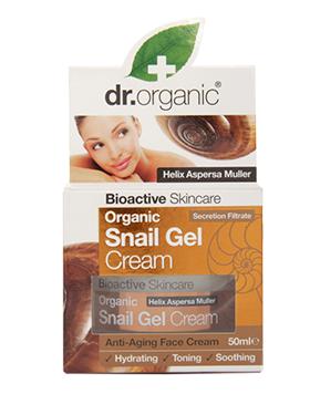 holland and barrett dr organic snail gel cream