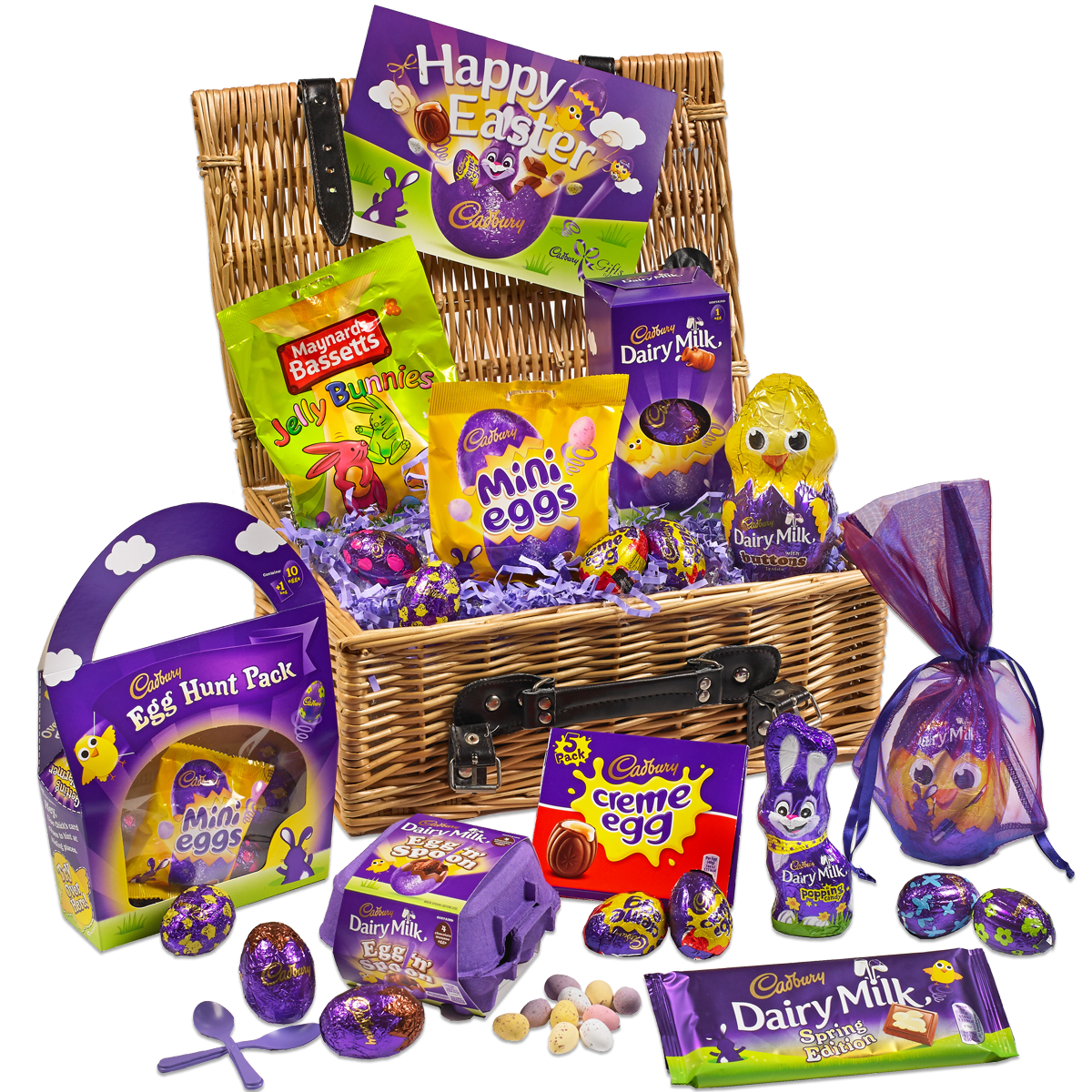 cadburys easter sharing basket chocolate