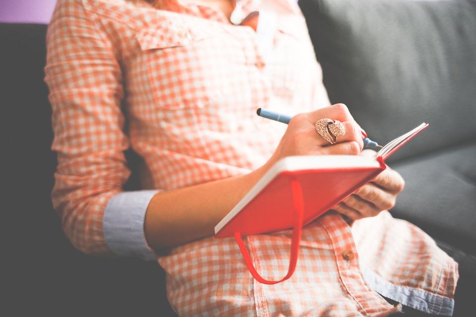 keep organised journal planning