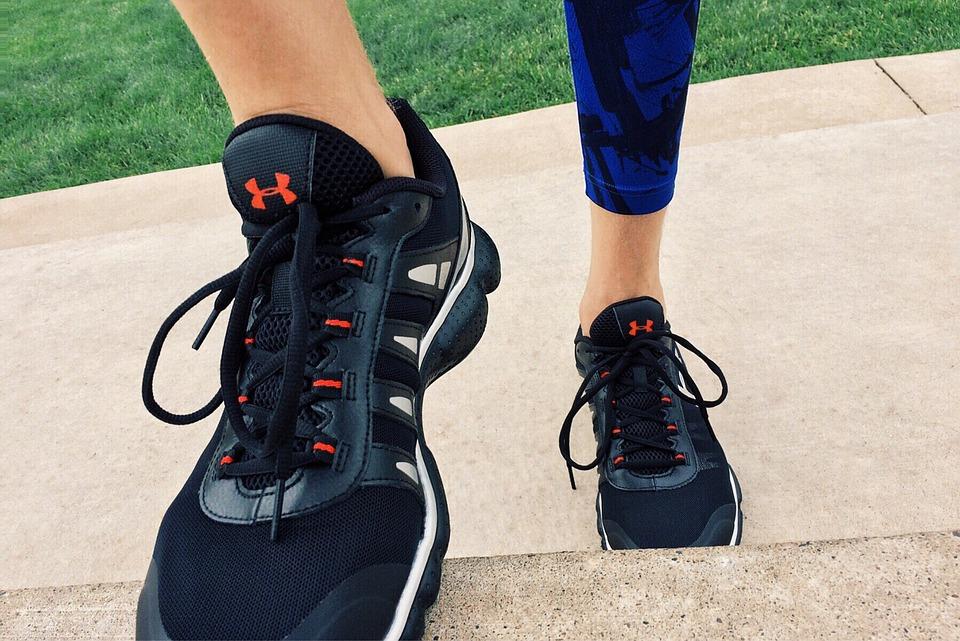 walking fitness mental stress health