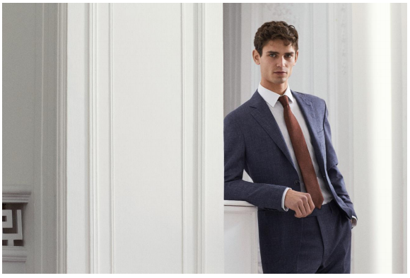 The Canali Su Misura Made to Measure event returns to Flannels Spinningfields