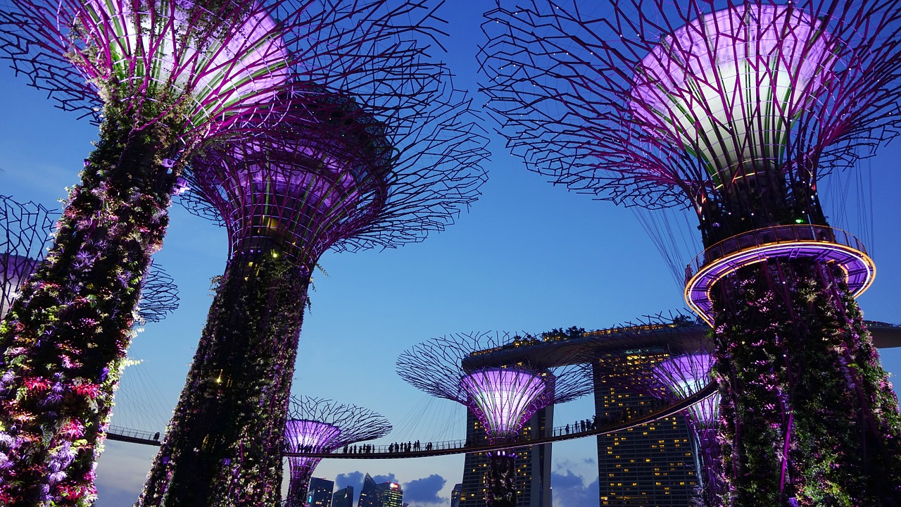 travel guide singapore