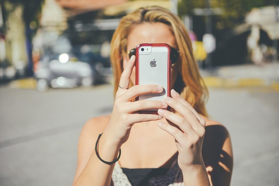 selfie style fashion blogger icon etc