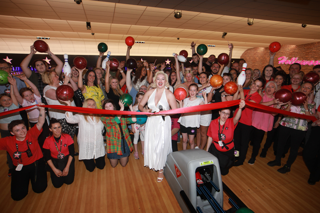 AMF Bowling, Bury Sees Launch Event to Celebrate £300,000 Refurbishment