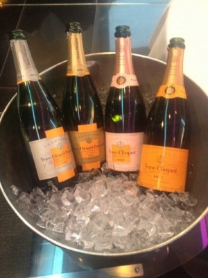 Champagne Masterclass at Harvey Nichols