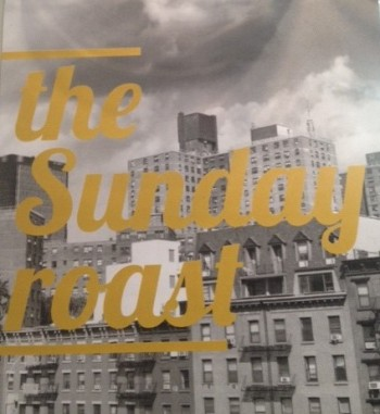 Sunday Roast at Neighbourhood