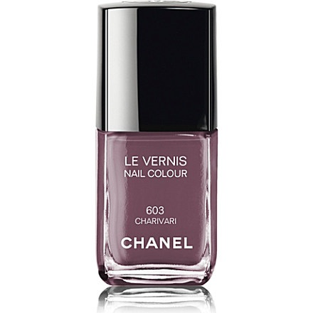 Chanel Le Vernis Nail Colour Available From Selfridges £18