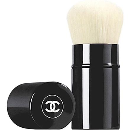 Chanel Retractable Kabuki Make-Up Brush Available From Selfridges £33
