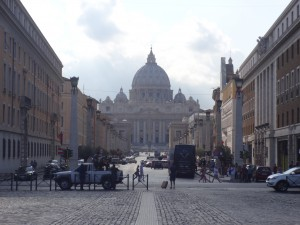 'On an evening in Roma' City Break in Rome