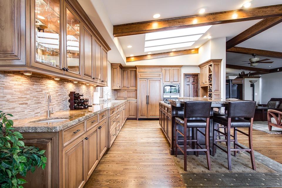 neutral kitchen decor interiors