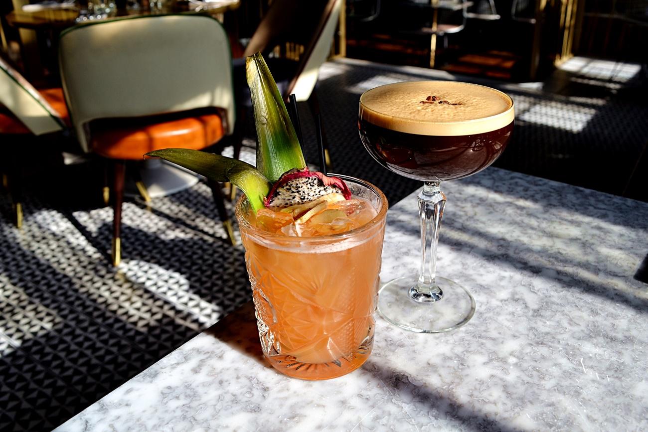 espresso martini cocktails lost and found knutsford