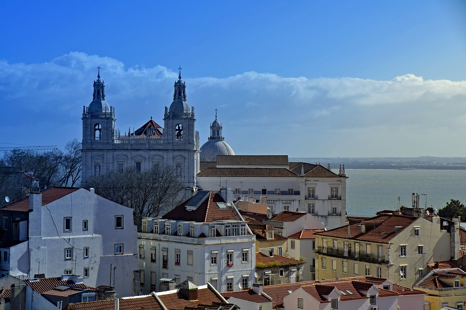 castle of sao jorge lisbon