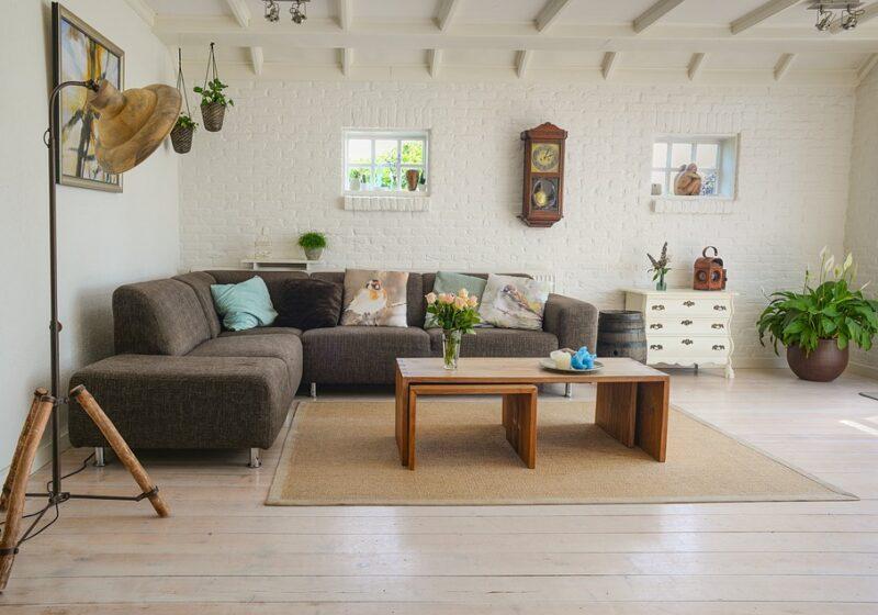 4 ways to get low maintenance lounge room