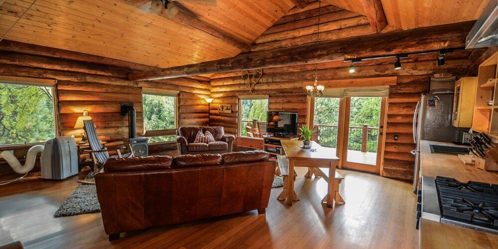 wooden home ideas