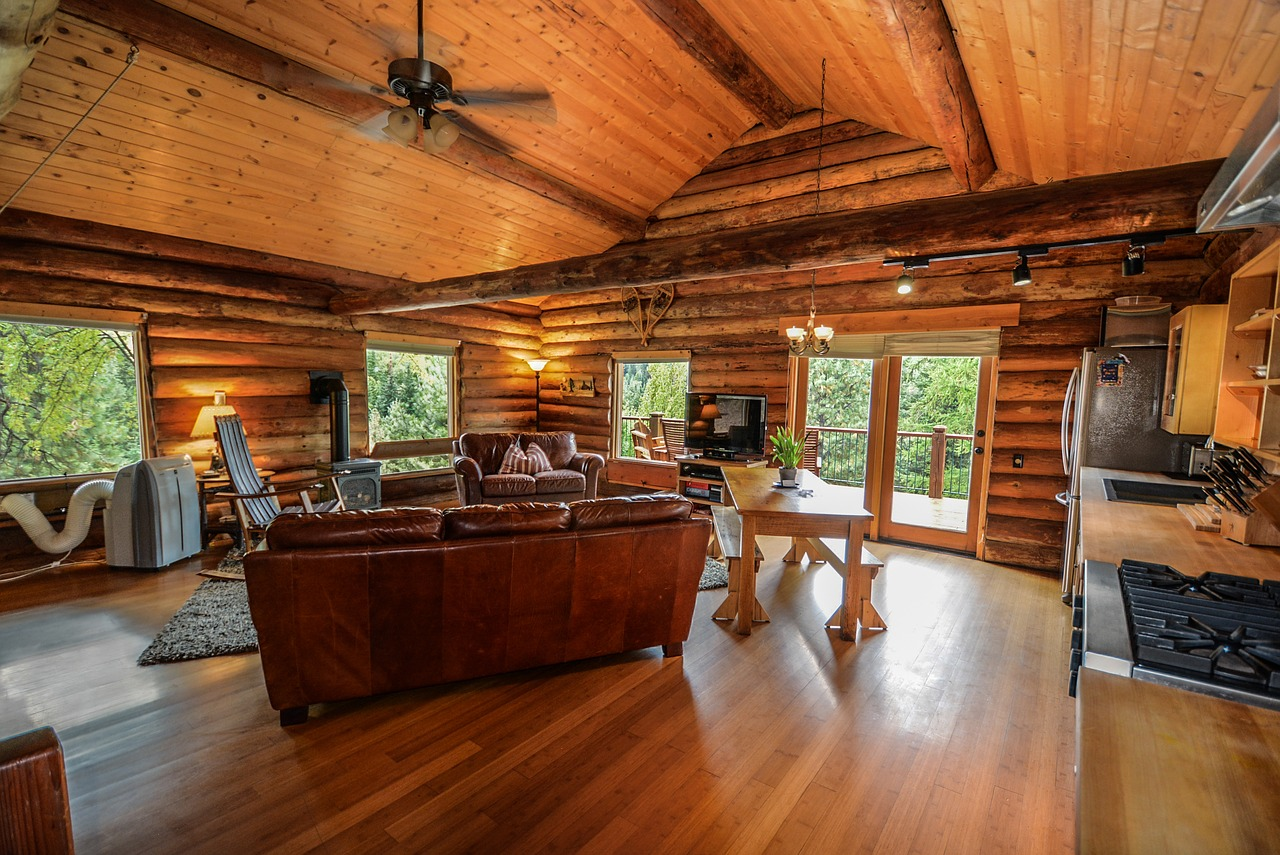 4 Reasons To Love Decorating With Timber That Aren't Wooden