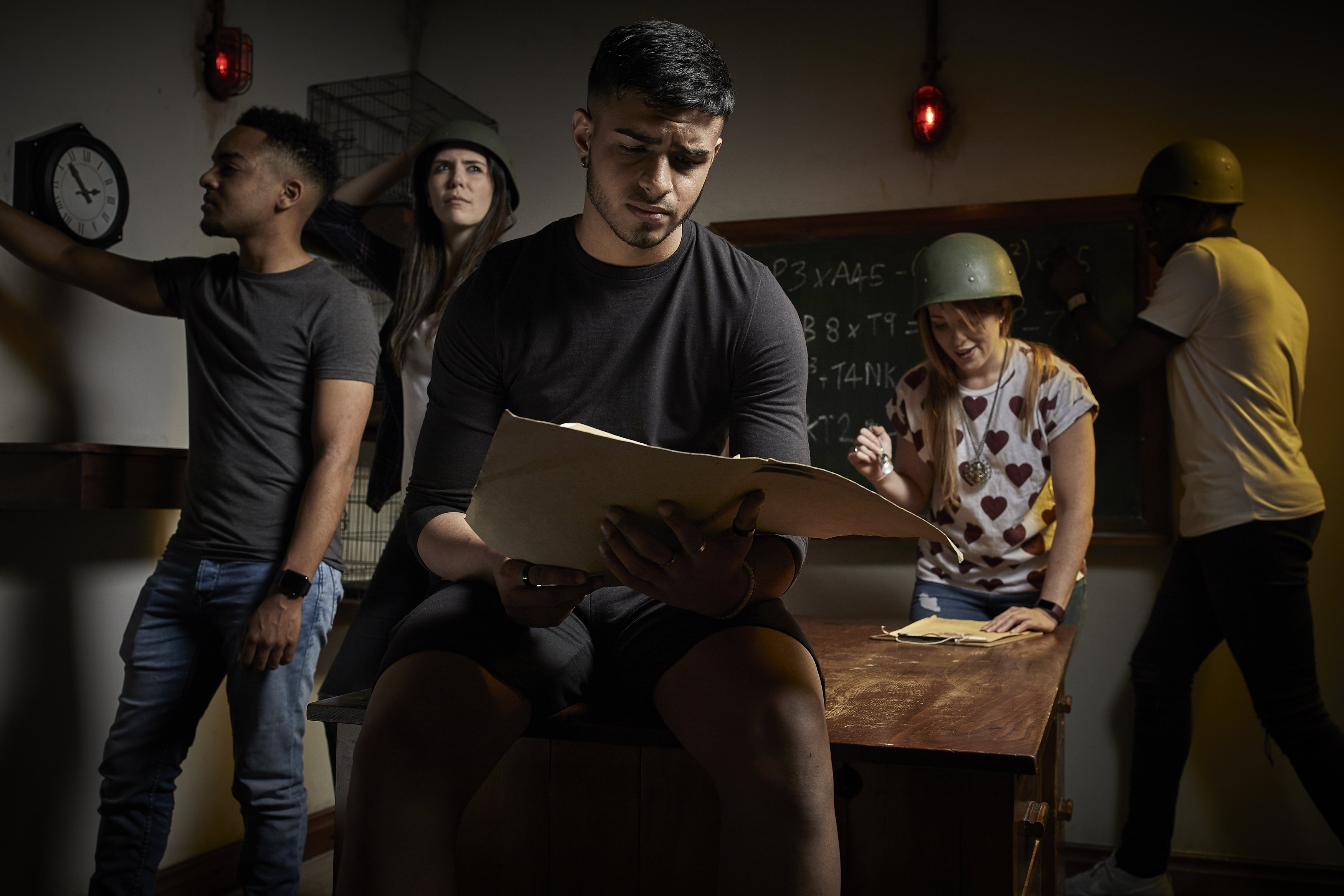 Escape Hunt opens in Manchester